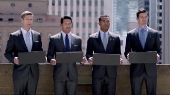 JoS. A. Bank TV Spot, 'Suit Challenge'