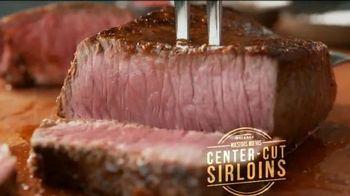 Outback Steakhouse Dine Rewards Program TV Spot, 'Sirloin' [Spanish] - 123 commercial airings