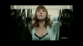 Hydroxy Cut TV Spot, 'Reclaim Your Closet'