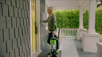 Bissell Pet Hair Eraser Vacuum TV Spot, 'Home With the Pets' - Thumbnail 1