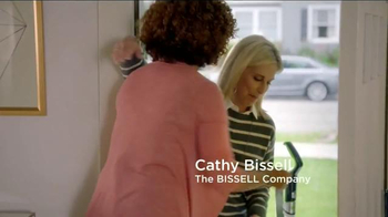 Bissell Pet Hair Eraser Vacuum TV Spot, 'Home With the Pets' - Thumbnail 2