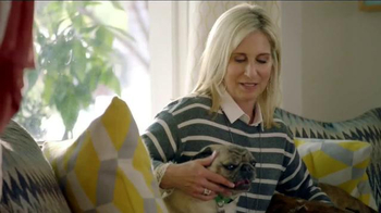 Bissell Pet Hair Eraser Vacuum TV Spot, 'Home With the Pets' - Thumbnail 4