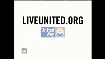 United Way TV Spot, 'Different Places' - Thumbnail 10