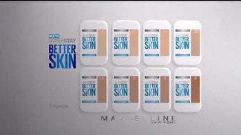 Maybelline New York Superstay Better Skin TV Spot, 'Todo el día' [Spanish] - Thumbnail 8