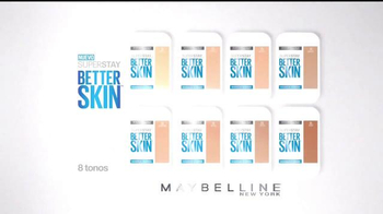 Maybelline New York Superstay Better Skin TV Spot, 'Todo el día' [Spanish] - Thumbnail 9
