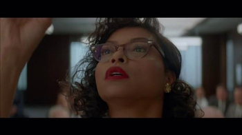 Hidden Figures - 5860 commercial airings