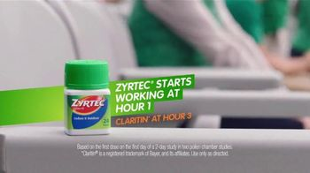 Zyrtec TV Spot, 'Muddle No More' - Thumbnail 7