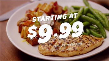 Applebee's Wood Fired Grill Chicken TV Spot, 'Variety For Every Craving' - Thumbnail 6