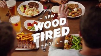 Applebee's Wood Fired Grill Chicken TV Spot, 'Variety For Every Craving' - 3049 commercial airings