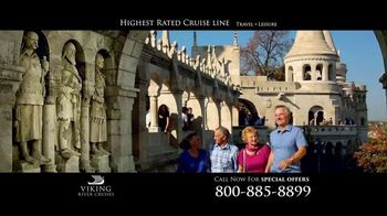 Viking Cruises TV Spot, 'See Things Differently' - Thumbnail 7