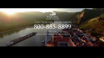 Viking River Cruises TV Spot, 'See Things Differently' - Thumbnail 8