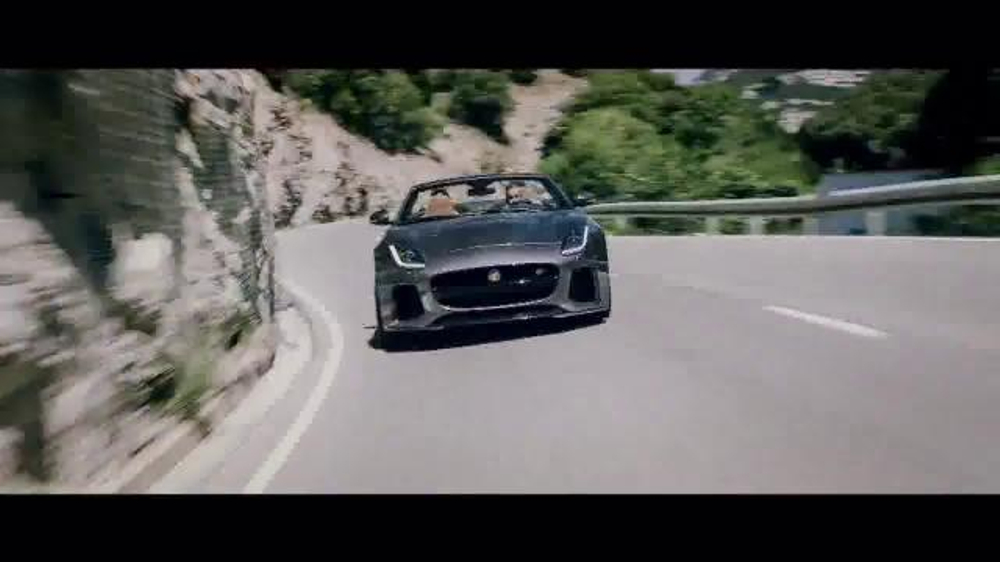 2016 Jaguar F-Type TV Commercial, 'One Better'