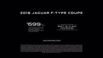 2016 Jaguar F-Type TV Spot, 'One Better' - Thumbnail 4