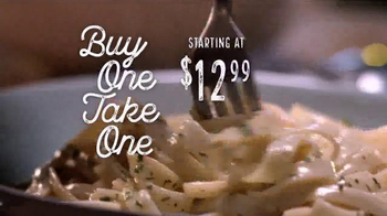 Olive Garden Buy One Take One TV Spot, 'It's Back' - Thumbnail 2