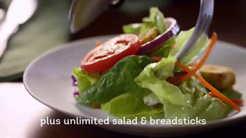Olive Garden Buy One Take One TV Spot, 'It's Back' - Thumbnail 5