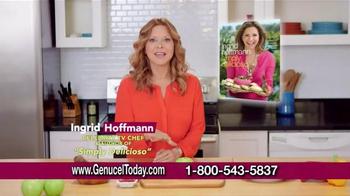 Chamonix Genucel TV Spot, 'News Flash' Feat. Ingrid Hoffmann, Suzanne Sena - Thumbnail 6