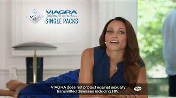 Viagra Single Packs TV Spot, 'Overpack' - 3414 commercial airings