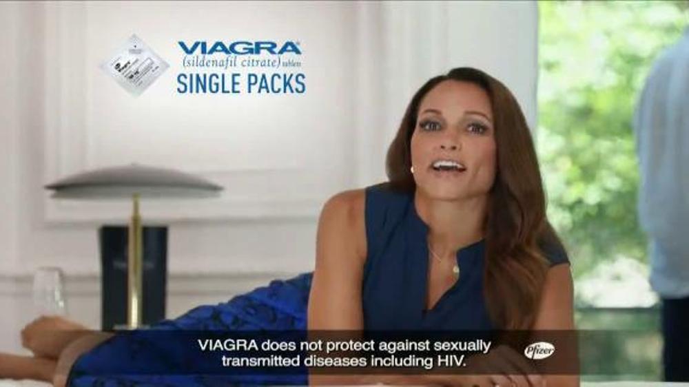 Viagra Single Packs TV Commercial, 'Overpack'