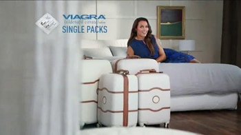 Viagra Single Packs TV Spot, 'Overpack' - Thumbnail 1