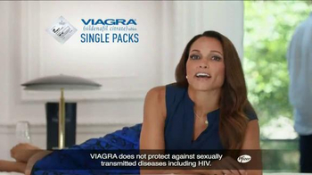 Viagra Single Packs TV Spot, 'Overpack' - 3414 commercial airings
