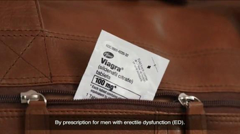 Viagra Single Packs TV Spot, 'Overpack' - Thumbnail 2