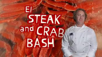 Outback Steakhouse Steak & Crab Bash TV Spot, 'En la cocina' [Spanish] - 459 commercial airings
