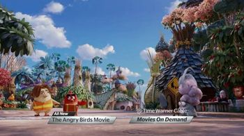 Time Warner Cable On Demand TV Spot, 'The Angry Birds Movie'
