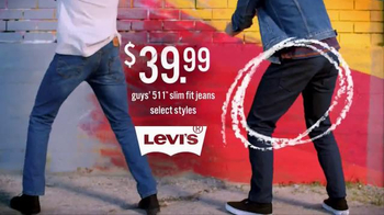 JCPenney TV Spot, 'Back to School: Levi's' Song by Meghan Trainor - Thumbnail 3