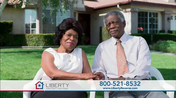 Liberty Home Equity Solutions Reverse Mortgage TV Spot, 'Testimonials' - Thumbnail 1
