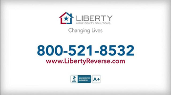 Liberty Home Equity Solutions Reverse Mortgage TV Spot, 'Testimonials' - Thumbnail 10