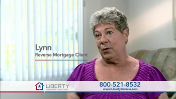 Liberty Home Equity Solutions Reverse Mortgage TV Spot, 'Testimonials' - Thumbnail 2