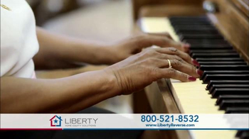 Liberty Home Equity Solutions Reverse Mortgage TV Spot, 'Testimonials'