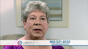 Liberty Home Equity Solutions Reverse Mortgage TV Spot, 'Testimonials' - Thumbnail 6