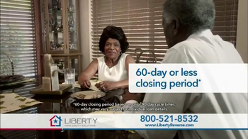 Liberty Home Equity Solutions Reverse Mortgage TV Spot, 'Testimonials' - Thumbnail 7