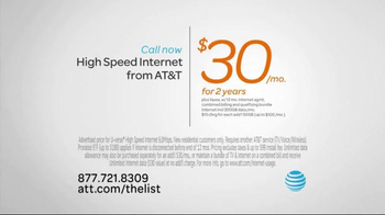 AT&T High Speed Internet TV Spot, 'The Best Part' - Thumbnail 4