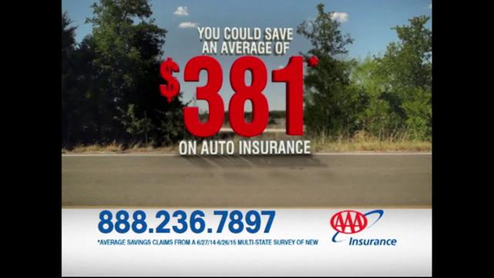 Liberty Mutual Car Insurance Quote >> AAA Auto Insurance TV Commercial, 'What You Know' - iSpot.tv