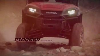Honda Pioneer 1000 TV Spot, 'Pioneer Spirit' Featuring Tom Miranda - Thumbnail 3