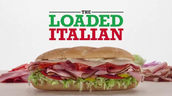 Arby's Loaded Italian TV Spot, 'Where Sandwiches Come From' - Thumbnail 7