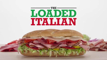 Arby's Loaded Italian TV Spot, 'Where Sandwiches Come From' - Thumbnail 8