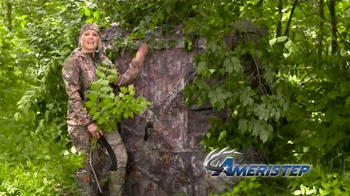 Ameristep Crush Silencer Ground Blind TV Spot, 'Perfect Features' - Thumbnail 9