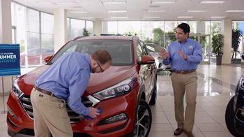 Hyundai Summer Clearance TV Spot, 'Big Idea: 2016 Tucson' - 22 commercial airings