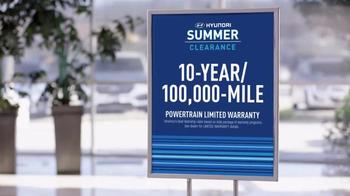 Hyundai Summer Clearance TV Spot, 'Big Idea: 2016 Tucson' - Thumbnail 4