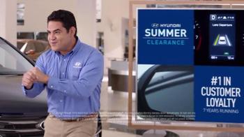 Hyundai Summer Clearance TV Spot, 'Big Idea: 2016 Tucson' - Thumbnail 5