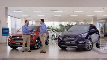 Hyundai Summer Clearance TV Spot, 'Big Idea: 2016 Tucson' - Thumbnail 7