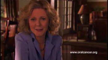 The Oral Cancer Foundation TV Spot, 'Early Detection' Feat. Blythe Danner
