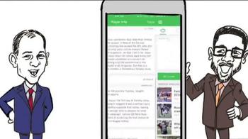 ESPN Fantasy Football App TV Spot, 'Cartoon' - Thumbnail 7