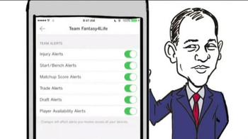 ESPN Fantasy Football App TV Spot, 'Cartoon' - Thumbnail 9