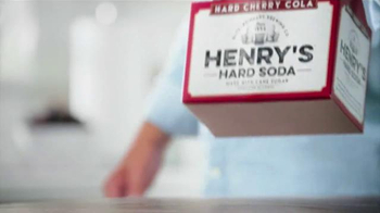 Henry's Hard Cherry Cola TV Spot, 'Except Cherry' - Thumbnail 1