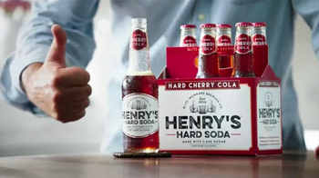 Henry's Hard Cherry Cola TV Spot, 'Except Cherry' - Thumbnail 6