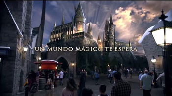 Universal Studios Hollywood TV Spot, 'Atracción: Harry Potter' [Spanish]
